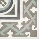 37354-1 - 20 x 20 x 1,8 cm - Eckplatte, außen, Standardsortiment