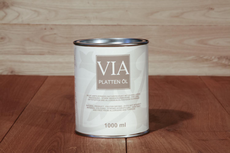 VIA Plattenöl