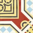 56049/165 - 16,5 x 16,5 x 1,6 cm - Eckplatte Sonderedition