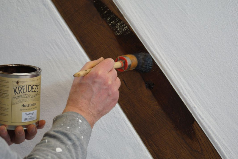 Kreidezeit Holzlasuren