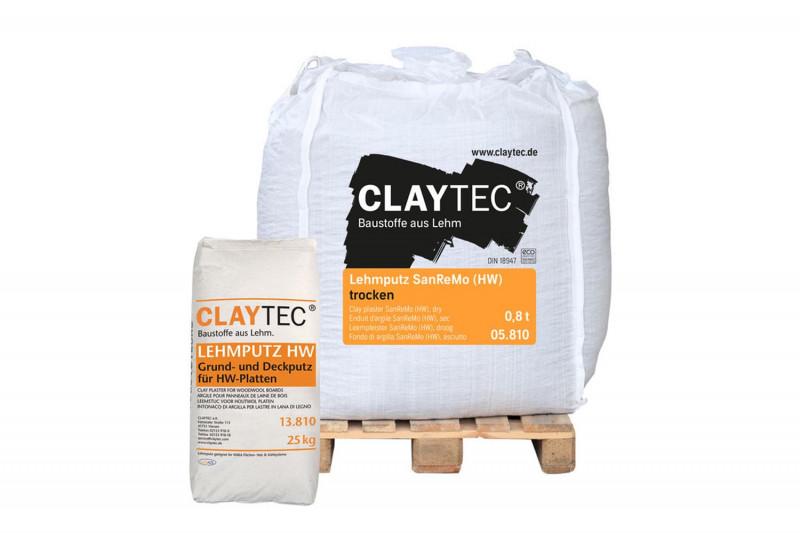 Claytec Lehm-Universalputze